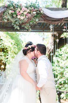 Aaron loves Sydney (Foresthill, Ca Wedding Photographer)