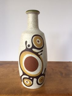 Israel Lapid Mid Century Pottery by BacktoMod on Etsy