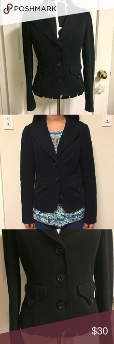 Etcetera Blazer Top Size 6. Gently worn. No tears or stains! Etcetera Jackets & Coats Blazers
