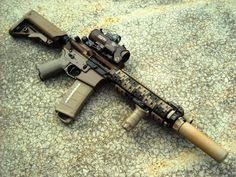 Daniel Defense - one of my dream rifles Airsoft Guns, Weapons Guns, Guns And Ammo, Tactical Guns, Shotguns, Assault Weapon, Assault Rifle, Rifles, Us Ranger
