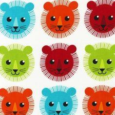 Marie Perkins Roar Lions head