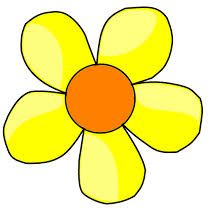 Free spring flowers clip art images 26381 free flower clip art image result for cartoon flowers mightylinksfo