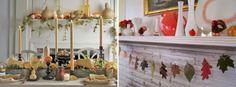 Indoor & Outdoor Thanksgiving Decorating Ideas