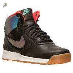 b89745641c Nike Womens Acorra Reflective Hi Top Boots 807151 Sneakers Shoes (US 8.5,  sequoia menta