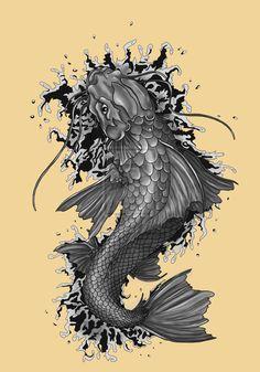 koi tattoos | -tattoo-kinds-of-tattoos-koi-fish-tattoo-designs-free-download-tattoo ...