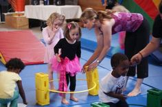 Mommy & Me Gymnastics Newberg, OR #Kids #Events