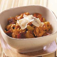 Spicy Tortellini