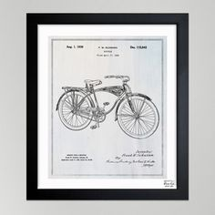 Schwinn Bicycle 1939, $95, now featured on Fab.