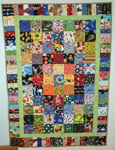 Sew in Peace: I Spy Quilts