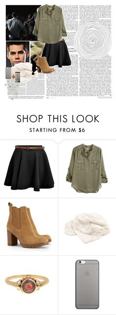 """Night School~ Tw Challenge Group"" by jen-the-glader ❤ liked on Polyvore featuring H&M, Tory Burch, Dot & Bo, Megan Thorne and Native Union"