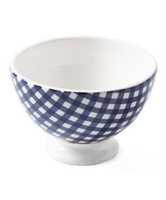 Look at this #zulilyfind! Blue Small Sarah Bowl #zulilyfinds