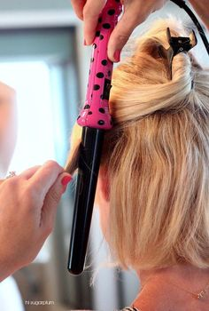 Hi Sugarplum | How to Curl Your Hair & Make it Last