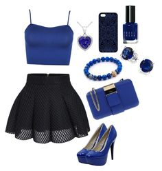 """""""❤️Girly❤️"""" by ariamalia on Polyvore featuring WearAll, Bobbi Brown Cosmetics, Samantha Warren London, Furla and Bling Jewelry"""