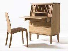 Wooden secretary desk Emily Collection by sixay furniture   design Szikszai László