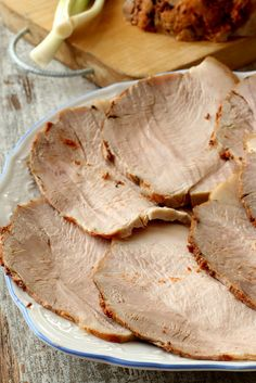 Boiled pork- Буженина Boiled pork – Many ate in this kitchen. Beef Skillet Recipe, Skillet Recipes, Pork Recipes, Cooking Recipes, Pork Meat, Russian Recipes, Desert Recipes, Tasty Dishes, Meal Planning