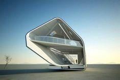 futuristic design | Houses of the Future, 10 Amazing Futuristic Design Ideas