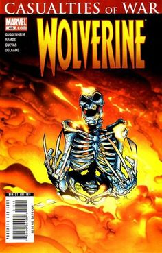Wolverine Vol.3 no.48