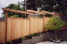 Fence / Retaining Wall Permits - DPS Home Page