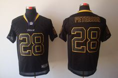 New Men's Nike NFL Minnesota Vikings #28 Adrian Peterson  Lights Out Black Elite Jersey  The price is $22 each, 10 orders will be free shipping, more orders, more discount. Quality   is guaranteed! If you are interested in them, pleases E-mail  chinawholesalejerseys@outlook.com