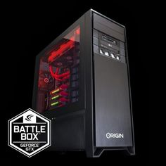 ORIGIN PC Announces 4K-Gaming Ready, NVIDIA Approved, BattleBox Systems