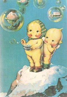 Kewpie Dreams...Bertha L. Corbett