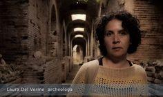 Laura Del Verme archeologa
