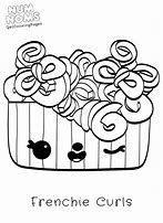 image result for kawaii hamburger coloring maria rodriguez num noms