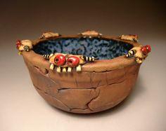 Ceramics, James DeRosso's Monsters's Portfolio