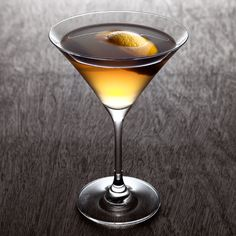 Marguerite- dry martini that was served at the knickerbocker hotel in nyc by principal bartender Martini di Arma di Taggia