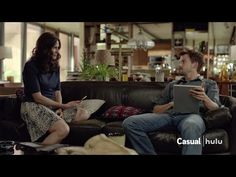 What to Watch: Casual | 30th & Weldon. Casual is a new Hulu original series that follows a dysfunctional family all learning to navigate the world of dating and sex while learning their own worth...