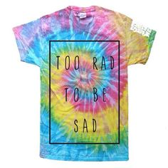 - 100% Cotton - Tubular construction - Tear away label - Special Note: These are hand dyed so the pattern of the tie dye will vary shirt to shirt, making each shirt an original one of a kind item with