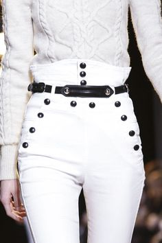 Isabel Marant Ready To Wear Fall Winter 2015 Paris #details