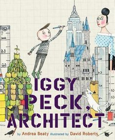 Ever since he was a baby, Iggy Peck has built towers, bridges, and buildings, which comes in handy when his second grade class is stranded on an island during a picnic.