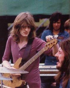 John Paul Jones of Led Zeppelin.