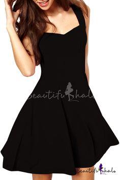simple, classic, elegant. the perfect little black dress <3