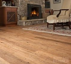Classic Hardwood Sweet Gum Antique and Reclaimed Wood Flooring Heart Pine Flooring, Pine Floors, Plank Flooring, Wooden Flooring, Hardwood Floors, Flooring Ideas, Remodeling Mobile Homes, Home Remodeling, Reclaimed Wood Floors
