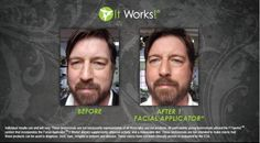 Love our facial applicators...tighten, tone & firm and get your sexy back :) :) Great Valentines Day gift for the special man/woman in your life :)