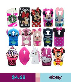 Cartoon Disney, Cell Phone Cases, Iphone Cases, Newest Cell Phones, Smartphone, Silicone Phone Case, Lilo And Stitch, Hello Kitty, Samsung