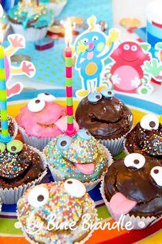 Die 20 Besten Bilder Von Muffins Verzieren Birthday Cakes Cookies