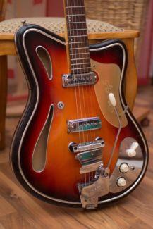 Hopf Saturn 63 Star Club Gitarre in Nürnberg - Mitte | Musikinstrumente und Zubehör gebraucht kaufen | eBay Kleinanzeigen