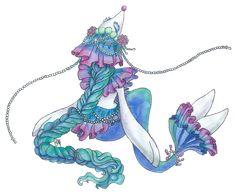 Primarina Queen by FountainStranger