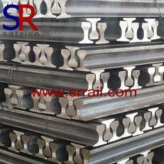 Steel rail supplier, Rail parts, Mining support manufacturer, ODM, OEM: steel rail, crane rail