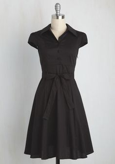 Soda Fountain Dress in Cola $59.99 AT vintagedancer.com