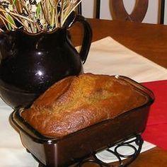 Пирог с тертой тыквой