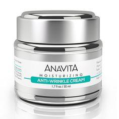 STAY AT HOME MOM: Anavita Moisturizing Anti-Wrinkle Cream #Review & #Giveaway { #anavitawrinklecream }