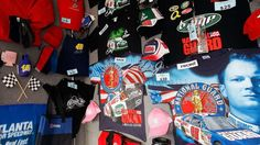 NASCAR fan has $20k worth of memorabilia stolen from his house | FOX Sports