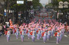 Muốn tìm hiểu văn hóa, con người của đất nước mặt trời mọc đừng quên tham dự lễ hội. Đó là điều mà bất cứ ai đã từng sinh sống ở nước Nhật hoặc du lịch Nhật Bản truyền tai nhau. Hakata Gion Yamakasa là một trong những lễ hội nhộn nhịp nhất và đậm nét văn hóa xứ sở Phù Tang.