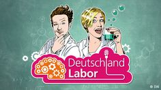 Deutschlandlabor - learn more about life in Germany