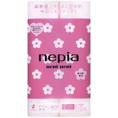 ネピア ネピネピトイレットロール ダブル 桜 12ロール[【HLS_DU】ネピア トイレットペーパー ダブル]【楽天市場】