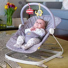 Bababing Float Baby Bouncer, Grey £29.99